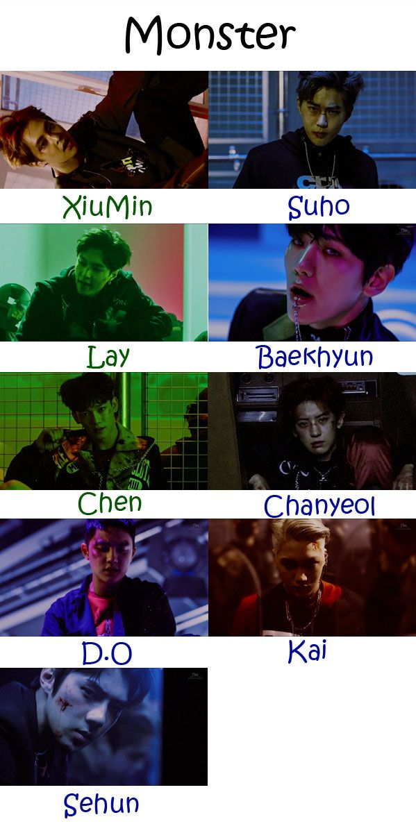 EXO – Monster [Korean Ver] EXO – Monster [Mandarin Ver] Previous Video Profile Discography Next Video
