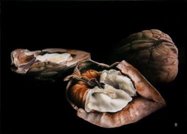 "Saatchi Art Artist Francesco Raffa; Painting, ""Noci"" #art"