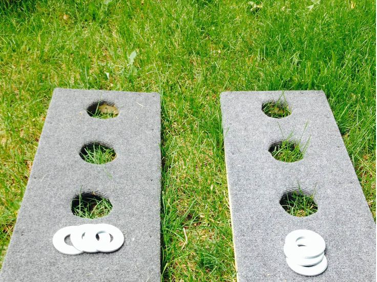 how to build your own washer game with game rules diy yardgames