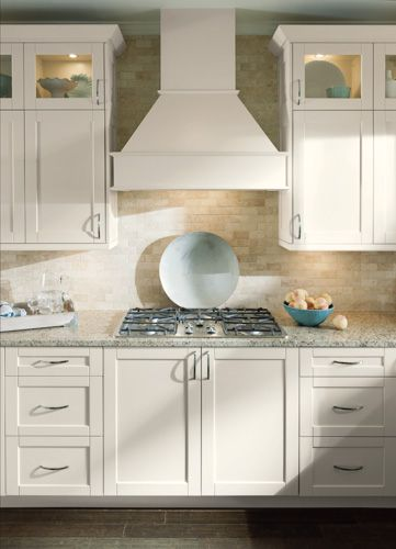 Love the backsplash! Kitchen Inspiration Gallery | Home Depot Canada