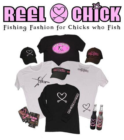 REEL CHICK Women's Fishing Clothing, Apparel & Gear Ladies Girls