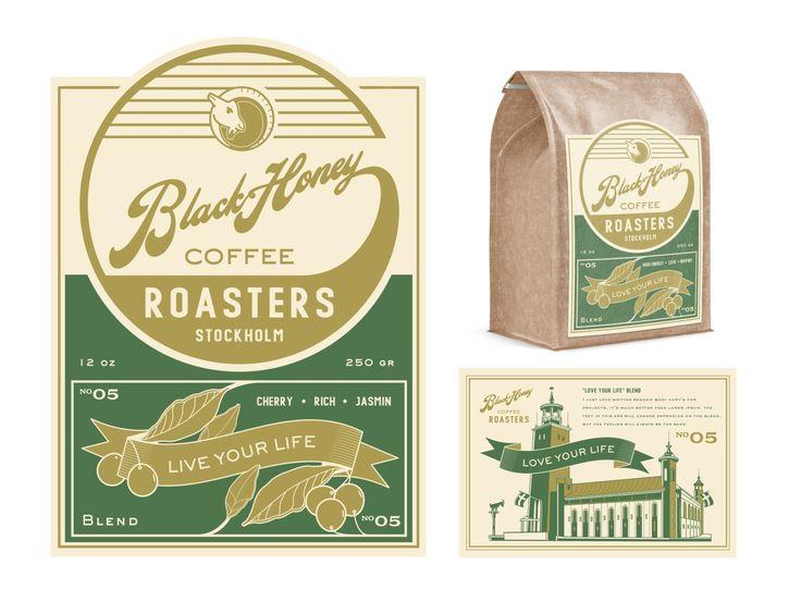 Black honey coffee blends in 2020 blended coffee honey