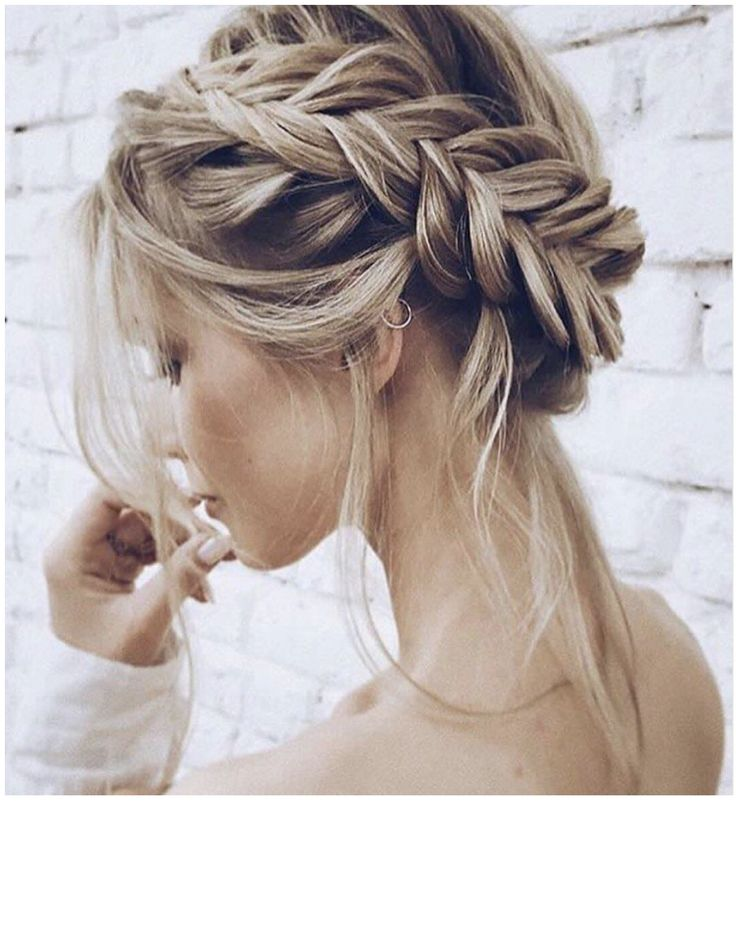 the perfect braid. xx