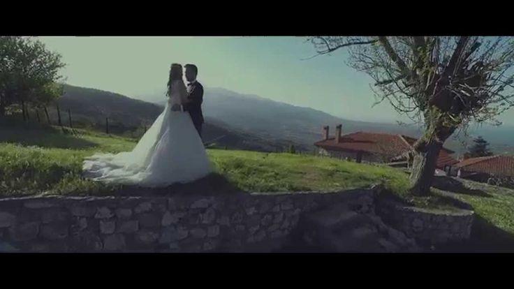 WEDDING VIDEO CLIP ΚΩΣΤΑΣ & ΕΥΔΟΞΙΑ