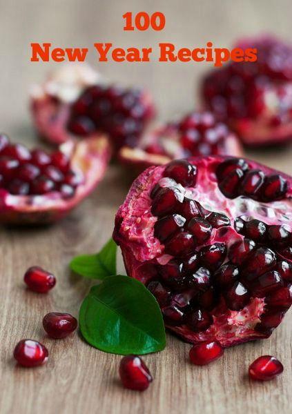 pomegranate on rosh hashanah