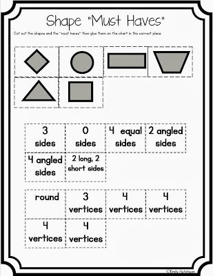 defining attributes of shapes first grade teaching shapes first grade worksheets shapes. Black Bedroom Furniture Sets. Home Design Ideas