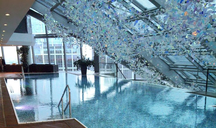 Grand Hotel Hyatt - Moscow - Myrtha Pools