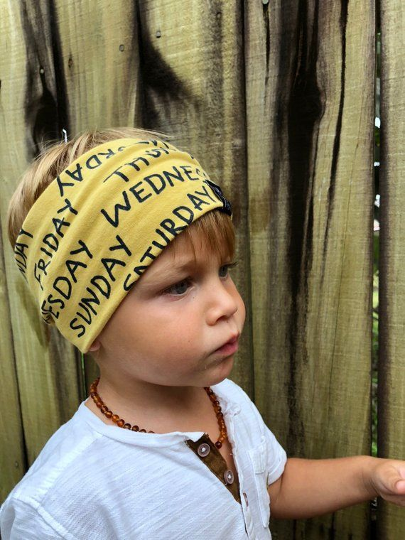 cc01a9932e3 This baby boy headband is perfect to keep your little one s ears and head  warm during fall and winter.  babyboy  babyheadband  boyheadband  toddler   hipster ...