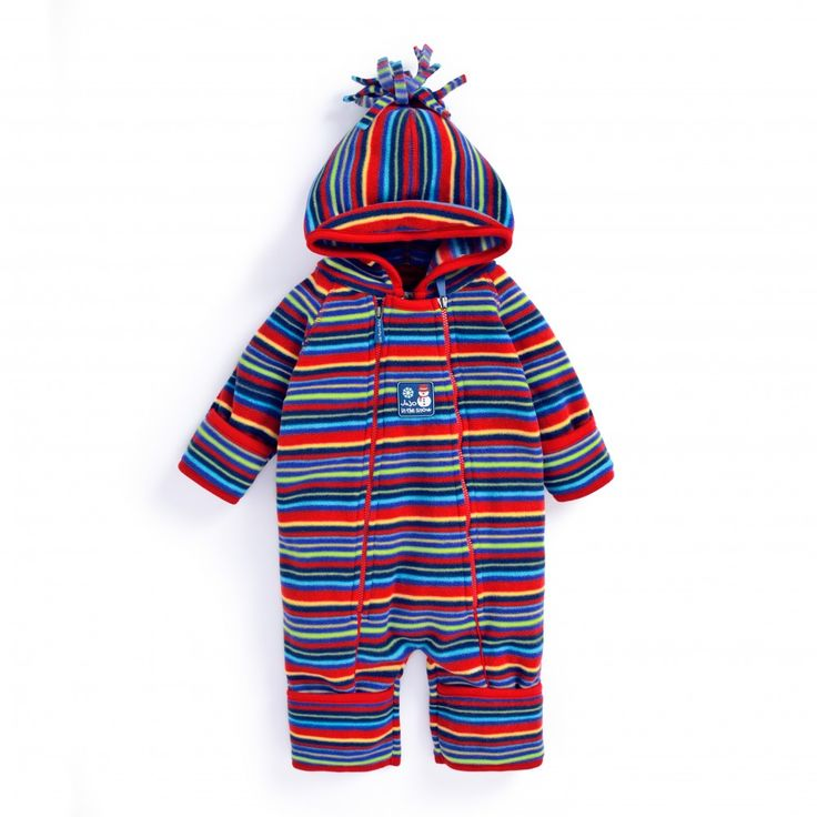 Polarfleece All-In-One | JoJo Maman Bebe