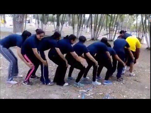 Juegos Recreativos Grupo C 2016