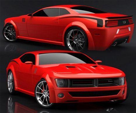 2014 Plymouth Cuda concept