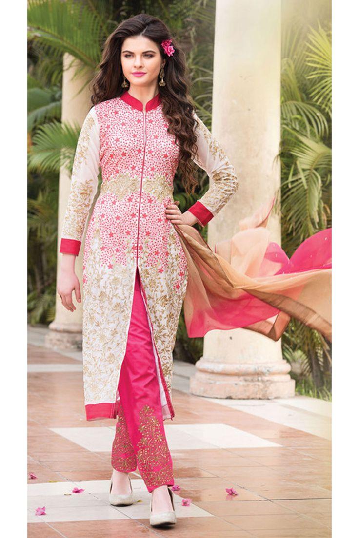 426 best New Designer Party Wear Salwar Kameez images on Pinterest ...