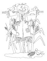 Free Dearie Dolls Digi Stamps: Reposting my favorite Fall Scarecrows.....