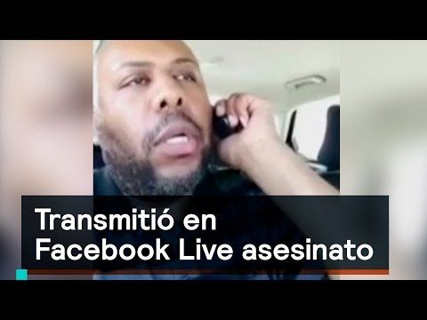 Transmite en vivo por Facebook asesinato - Redes Sociales - Denise Maerker 10 en punto - (More Info on: http://LIFEWAYSVILLAGE.COM/videos/transmite-en-vivo-por-facebook-asesinato-redes-sociales-denise-maerker-10-en-punto/)