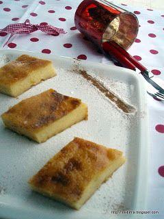 Γαλατόπιτα - Galatopita (Milk pie)