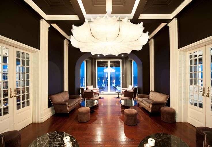 Hotel interior design |  Farol Design Hotel | Cascais | Portugal
