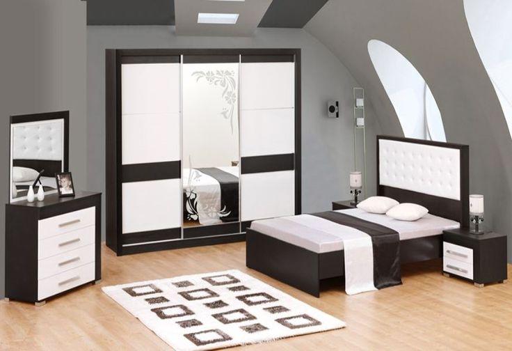 Schwarze Und Weiße Schlafzimmer Ideen   Http://www.einstildekoration.com/
