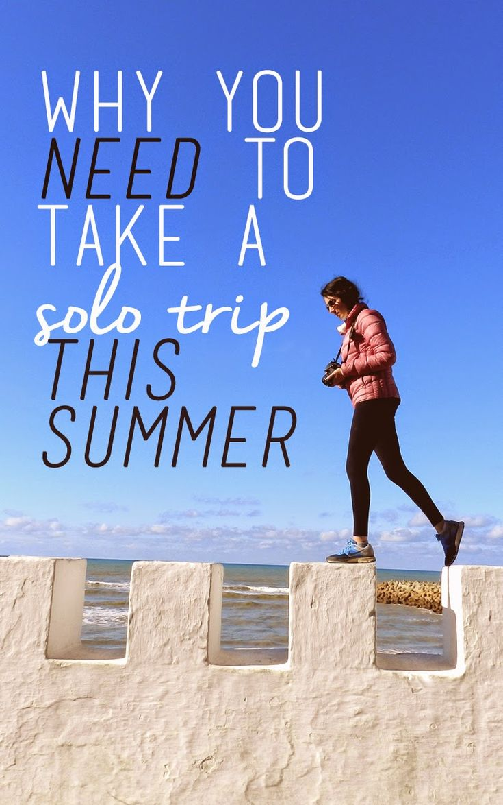 8 REASONS WHY YOU NEED TO TAKE A SOLO TRIP THIS SUMMER | JooJoo Azad | جوجو آزاد : This post is all about proving that you don't need money, much time, or the know-how to travel solo and have an incredibly rewarding experience!  Here's how.