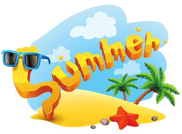 summer clipart lines - photo #5