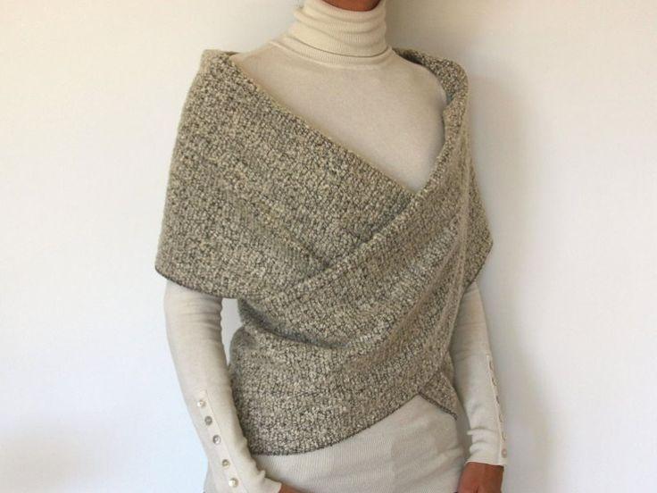 Patron de couture à télécharger - Cache coeur pour femme : Pulls, gilets par cours-couture