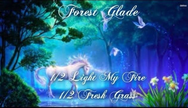 Pink Zebra Recipe: Forest Glade