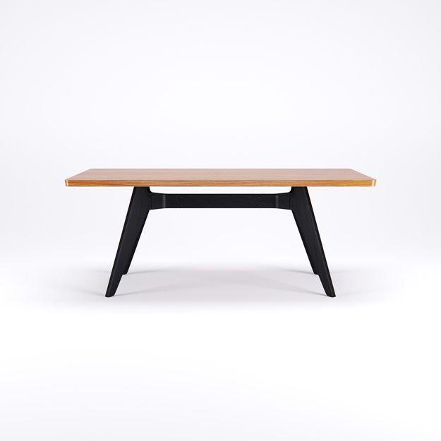 LAVITTA TABLE 180 CM OAK