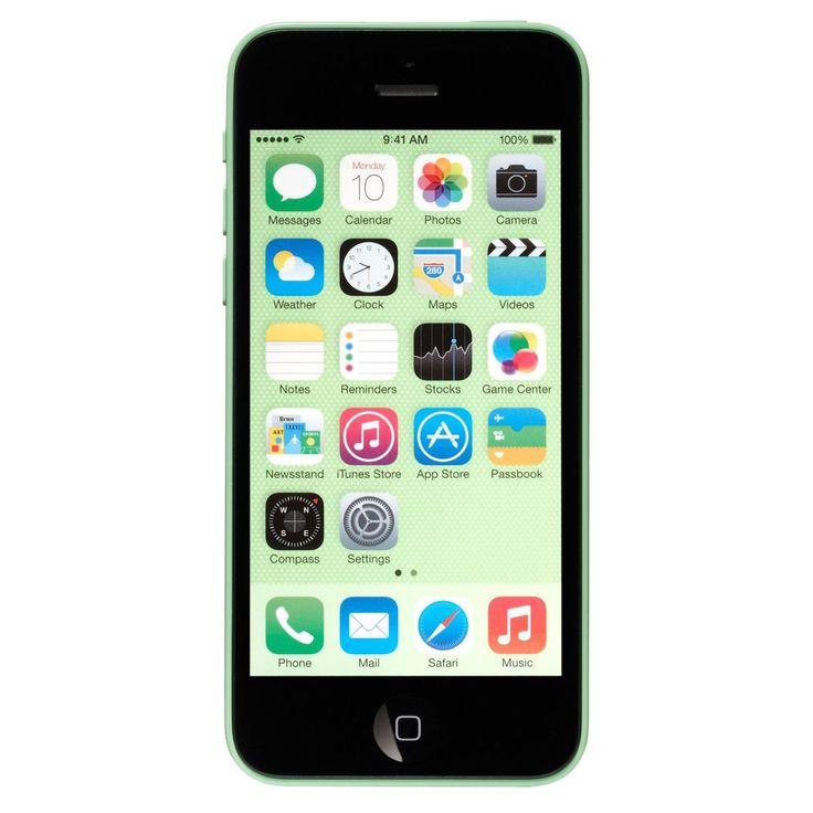 Apple iPhone 5C 16GB Unlocked GSM Certified Refurbished Phone -