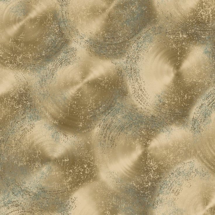 "BHF FD22339 ""Reclaimed Tarnished Metal Brass"" Wallpaper - Gold 