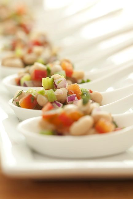 Two Pepper and Bean Salad from Celebrate Everything! by Debbi Covington. $34.95 with FREE SHIPPING! www.cateringbydebbicovington.com