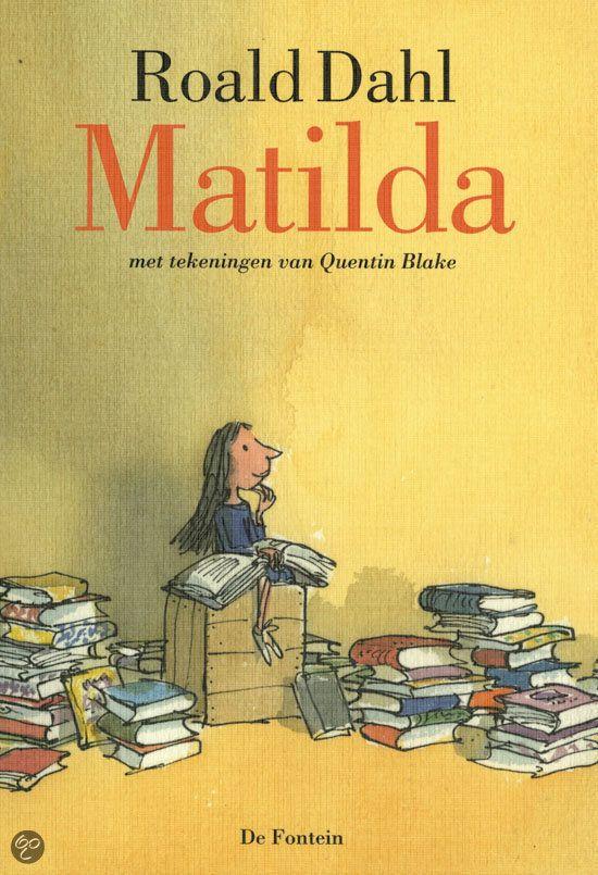 Matilda van Roald Dahl is zonder enige twijfel één van mijn favoriete boeken, ook de filmversie ervan is een topper!