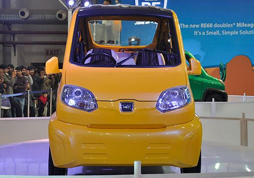 Bajaj RE60 to be launched soon... http://www.autoinfoz.com/india-car-news/Bajaj-car-news/RE60-First-4-Wheeler-From-Bajaj-To-Be-Revealed-By-This-Fiscal-End-444.html