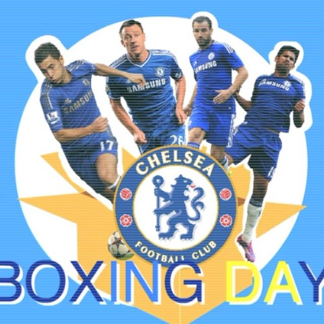Are you ready for boxing day? @chelseafc #chelseafc #chelsea #epl #boxingday #flashanimation #animation #shortanimation #bumper #gresikanimation #motiongraphic