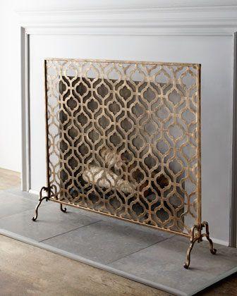 Best 25+ Farmhouse fireplace screens ideas only on Pinterest ...