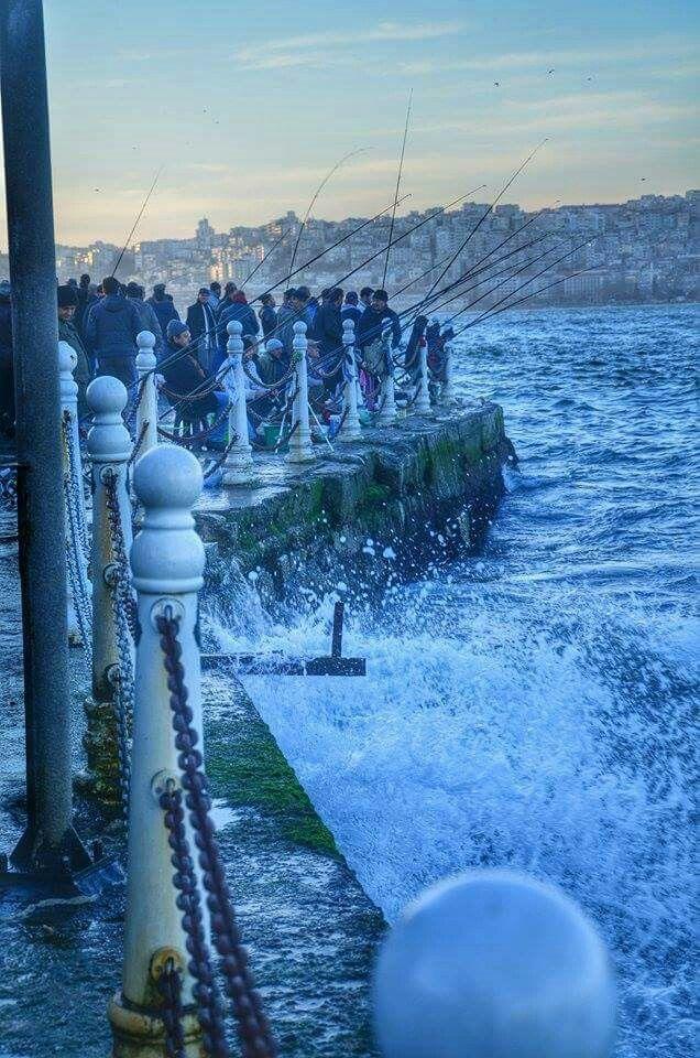 Üsküdar sahili Istanbul