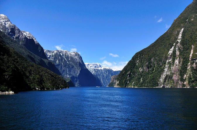 Milford Sound Full-Day Tour from Queenstown - Lonely Planet