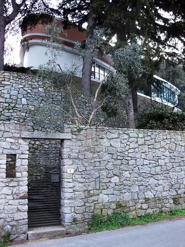 Villa Balmain, Poggio Isola d'Elba Architetti