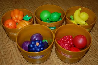 Farmer's Market Color Sorting Set by Learning Resources Review