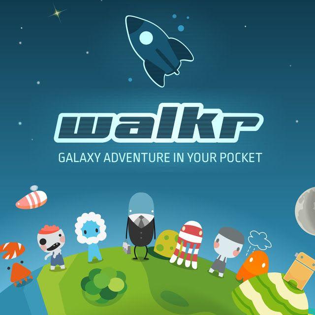 Partez à la conquête de l'espace avec l'application Walkr, un jeu d'aventure spatiale qui devient vite très addictif!  Stars,space and galaxy, æ  #application #app #game #jeu #mobile #walkr #walkrgame #space #espace #galaxy #galaxie #adventure #aventure #planet #planete #cute #blog #alinaerium