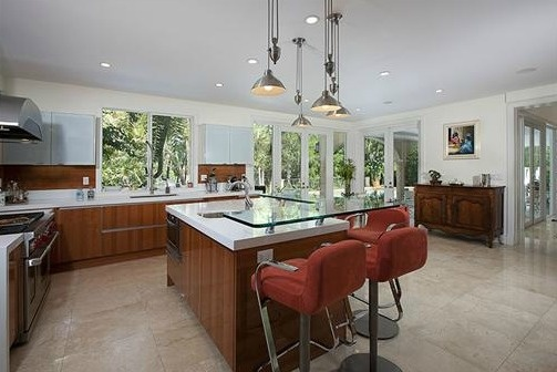 Coral gables, Coral and Modern kitchens on Pinterest
