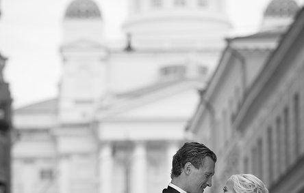 Hääkuvaus, Helsinki, Potretti, Hääpari, wedding, portrait, Finland