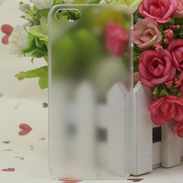 Lavaza Van Gogh Tardis Hard Transparent Cover Case for iPhone X 10 8 7 6 6S Plus 5 5S SE 5C 4 4S
