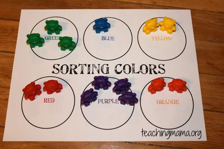 15 Hands-On Math Activities for Preschoolers