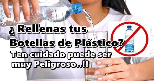 Me pareció sumamente importante traerles este post a ustedes, pues inocentemente cometemos un grave error al querer ahorrar tiempo, dinero o por simplemente reciclar, podríamos enfermar rellenando las botellas plásticas de agua. SIGUE LEYENDO...