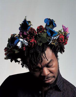 Yinka Shonibare, MBE is a painter, photographer, filmmaker, and installation artist