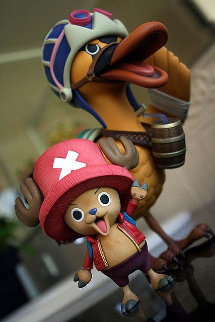 Megahouse - Chopper & Carue (One Piece)