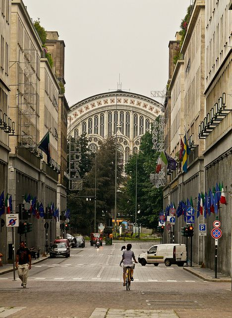 Verso Porta Nuova, Turin Piedmont, Italy