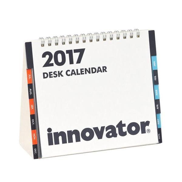 イノベーター 卓上カレンダー 2017
