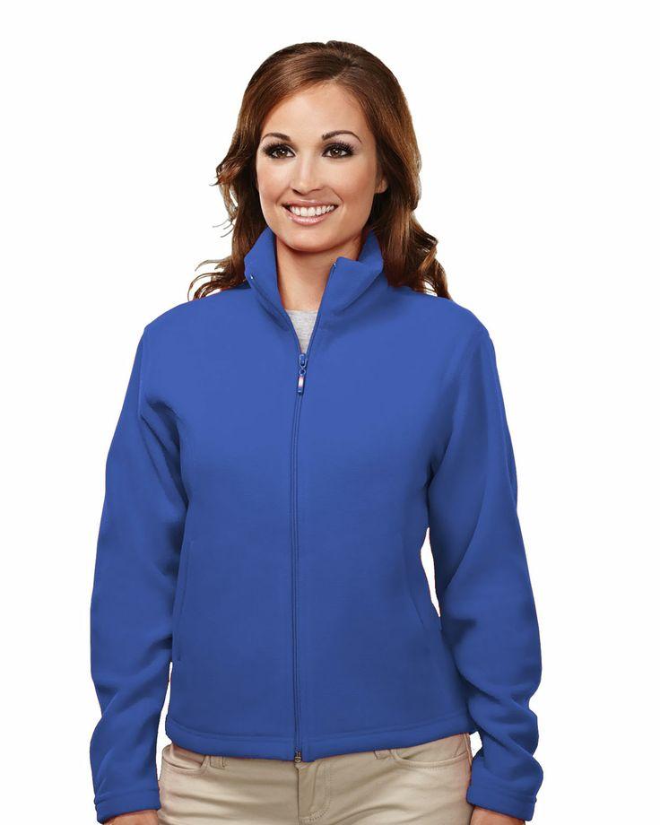 Micro Fleece Jacket Women'S