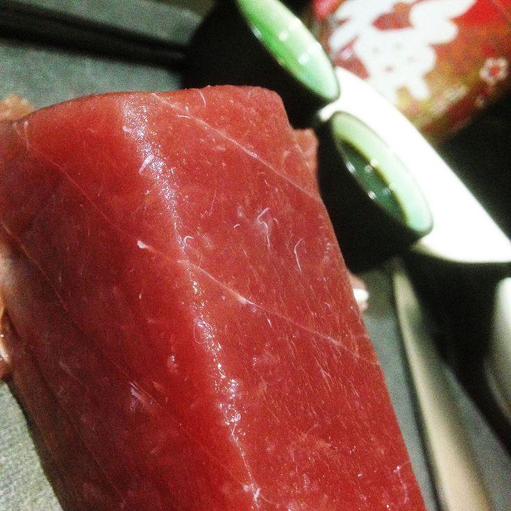https://flic.kr/p/G7b1uW | Tataki. | El tataki o tosa-mi, es una receta japonesa sencilla que consiste en dos sencillos pasos, el marinado y la cocción leve sobre plancha o brasa.  koketo.es/tataki/