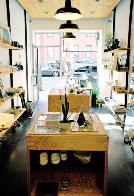 Still House shop interior, NYC